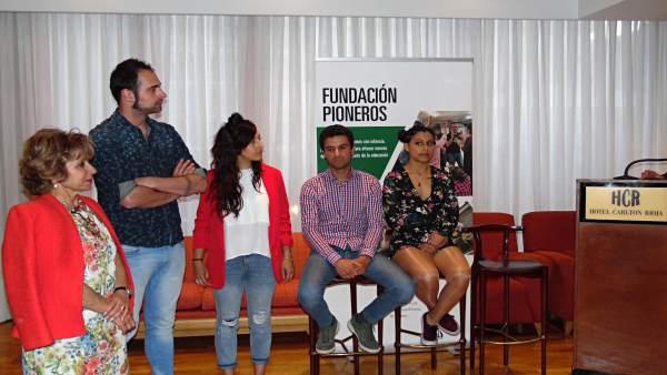 Pioneros_Encuentro con empresas