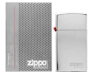 El perfume Zippo
