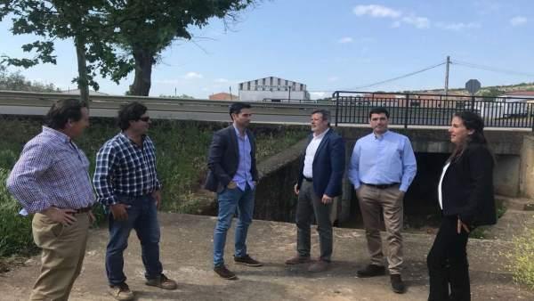 Visita a Valverde de Leganés