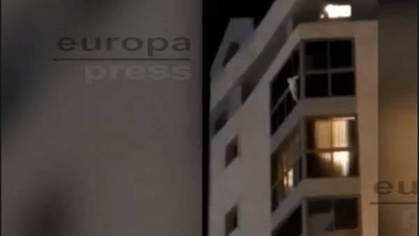 La mare de la menor rescatada de la cornisa d'Estels d'Alacant i la seua parella, a juí per maltractament al setembre
