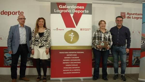 Galardones de Logroño Deporte