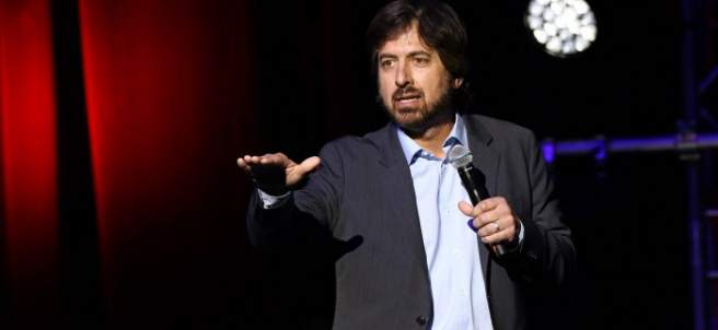 El actor Ray Romano