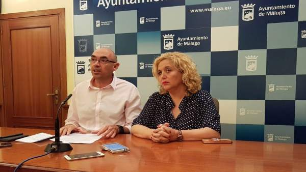 Eduardo Zorrilla y Remedios Ramos