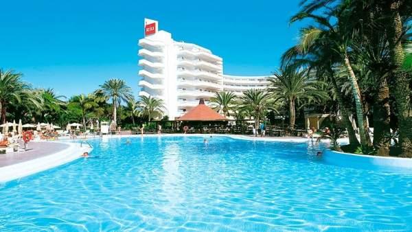 ClubHotel Riu Papayas en la Playa del Inglés