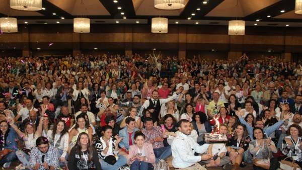 Encuentro anual de Guadalinfo 2018