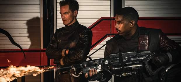 HBO estrena 'Fahrenheit 451', adaptación de la novela de Ray Bradbury