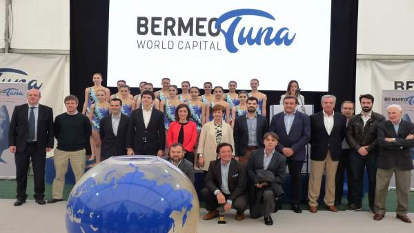 Presentación de Bermeo Tuna World Capital