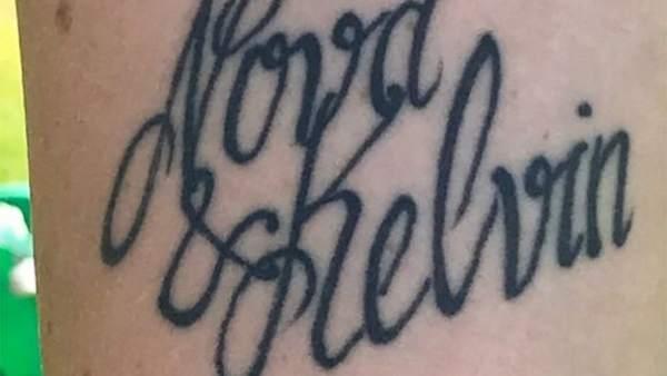 Cambia El Nombre De Su Hijo Tras Un Error En El Tatuaje Que Se Hizo