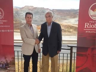 Acuerdo entre la Fundación Atalaya y la Fundación Río Tinto.