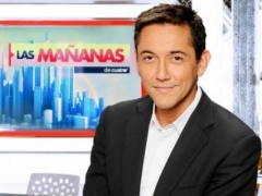 Javier Ruiz confirma la cancelación de 'Las mañanas de Cuatro'