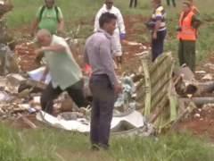 Se recupera la única superviviente del accidente aéreo de mayo en Cuba