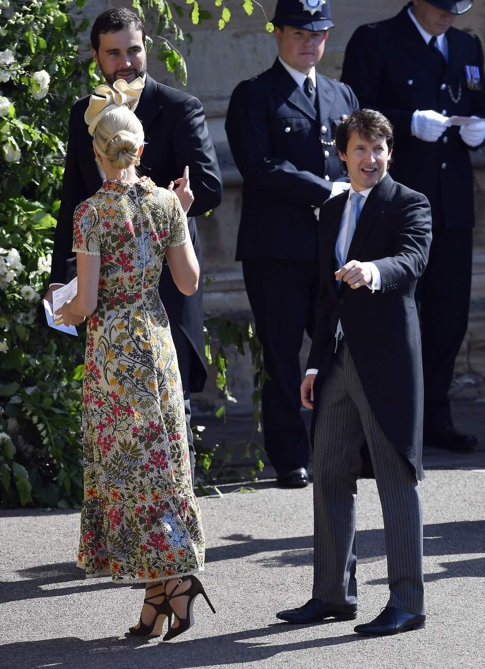 Boda de Meghan y el príncipe Harry