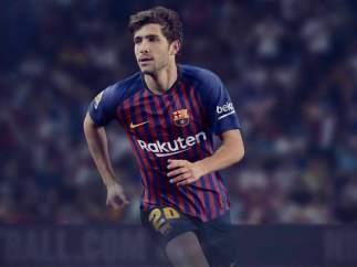 Camiseta del Barça 2018/19