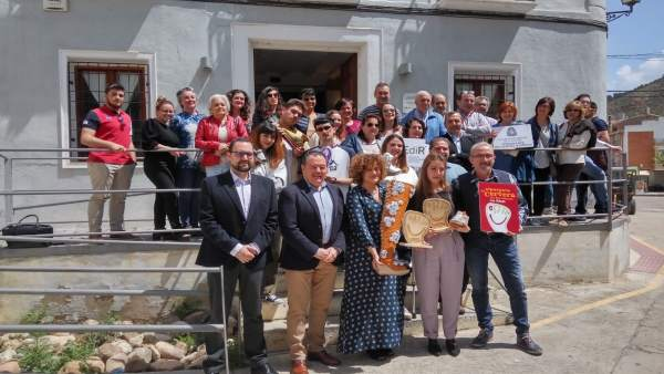 Entrega premios diseño alpargata
