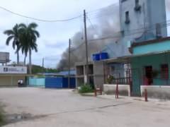 Un saharaui con nacionalidad española, entre los 110 muertos en Cuba