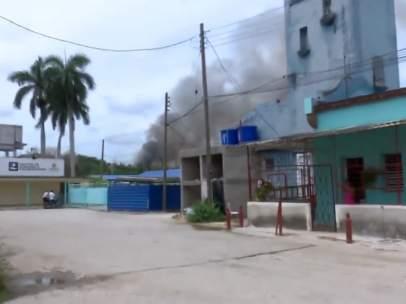 Tres supervivientes en el accidente aéreo en Cuba