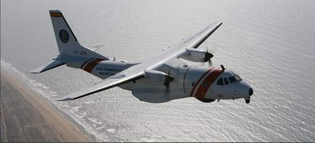 Rescatados 120 inmigrantes de dos pateras en el mar de Alborán