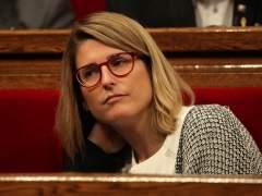 Elsa Artadi confirma su ascenso meteórico en el independentismo catalán