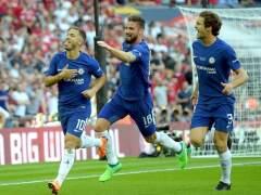 Conte le gana a Mou la FA Cup y provoca un año en blanco del portugués