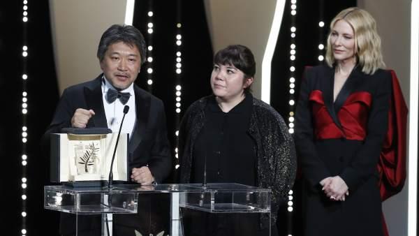 Palma de Oro en Cannes 2018