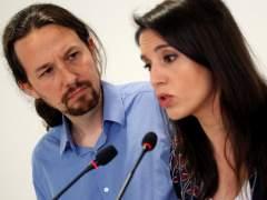 Iglesias y Montero ponen sus cargos a disposición de Podemos tras la polémica de su chalé