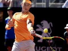 Final torneo de Roma: Nadal vs Zverev en directo