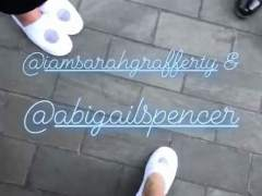 Así eran las zapatillas para las invitadas a la boda de Harry y Meghan