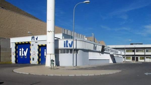 Una estación de ITV