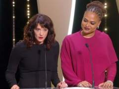 """Asia Argento enmudece Cannes: """"Fui violada aquí por Harvey Weinstein en 1997"""""""