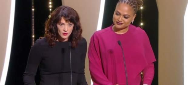 Asia Argento enmudece Cannes: