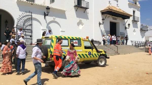 Reforzado el Plan Romero en El Rocío