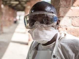 Brote de ébola