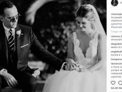 Risto Mejide y Laura Escanes se vuelven a dar el 'sí, quiero'