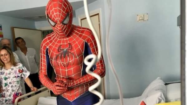El 'Spiderman' gaditano