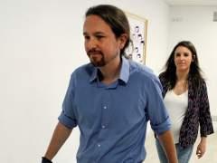 Pablo Iglesias e Irene Montero reforman su chalet en plena consulta