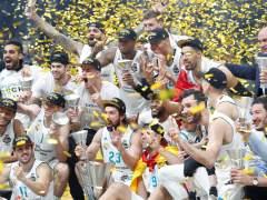 El Real Madrid gana la Décima tras derrotar al Fenerbahçe en la final de la Euroliga