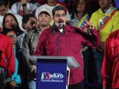 Maduro, reelegido presidente de Venezuela entredenuncias de fraude