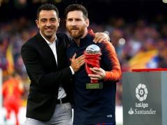 """Messi da el visto bueno a Griezmann: """"Me gusta, es uno de los mejores"""""""
