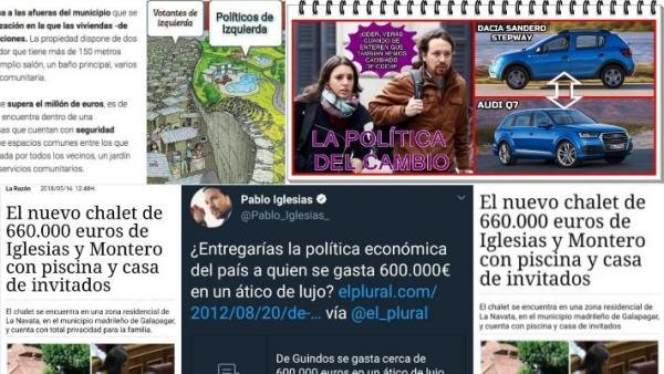 Los memes del chalet de Pablo Iglesias e IreneMontero