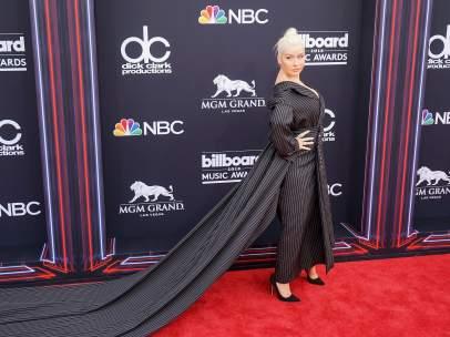 Christina Aguilera y su raya diplomática