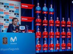 Esta es la lista de Lopetegui para el Mundial de Rusia 2018: Morata y Sergi Roberto, las grandes ausencias
