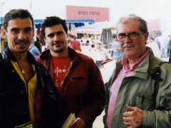 Muere el periodista y escritor Ramón Chao, padre de Manu Chao