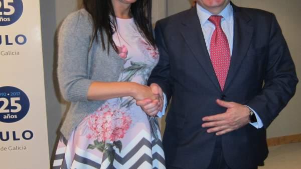 Patricia García, presidenta del Círculo de Empresarios