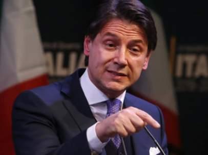Giuseppe Conte suena como futuro primer ministro de Italia