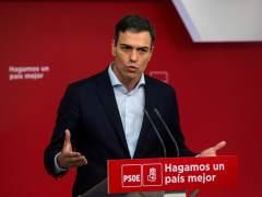 El PSOE podría presentar una moción de censura contra Rajoy | Directo