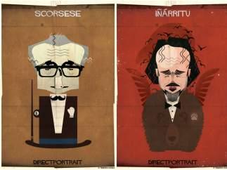 Martin Scorsese y Alejandro G. Iñárritu