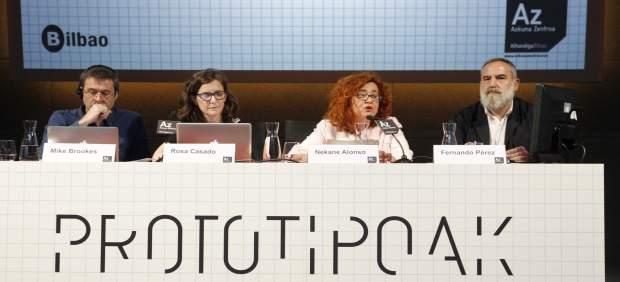 Presentación de 'Prototipoak'
