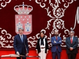 Toma de posesión de Ángel Garrido como presidente de la Comunidad de Madrid.