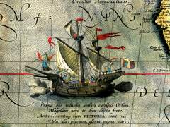 Una superproducción española contará el viaje de Magallanes y Elcano