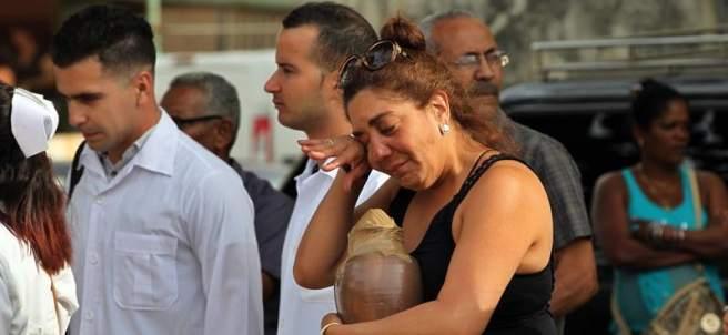 Accidente aéreo en La Habana